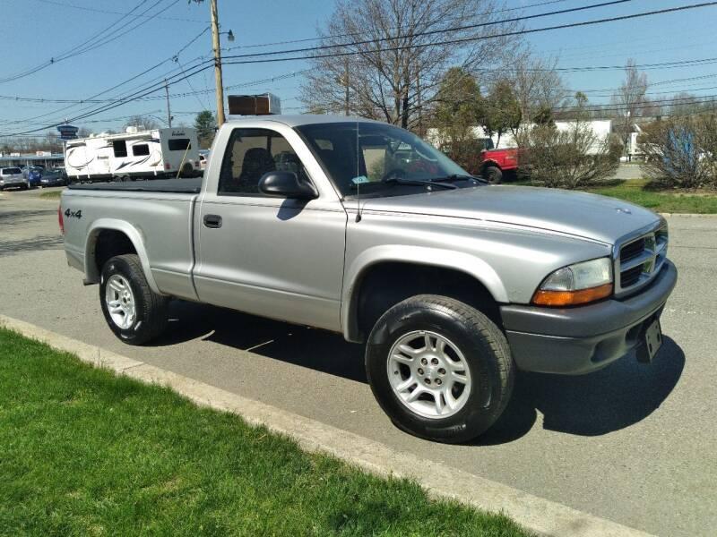 2004 Dodge Dakota for sale at Jan Auto Sales LLC in Parsippany NJ