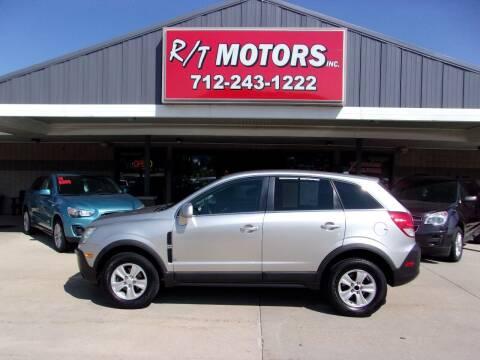 2008 Saturn Vue for sale at RT Motors Inc in Atlantic IA