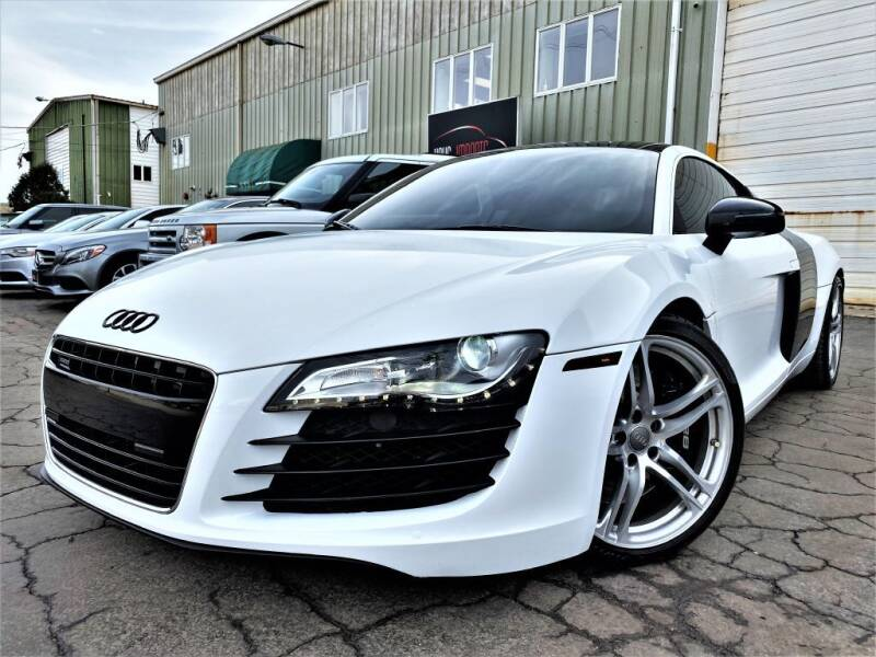 2008 Audi R8 for sale at Haus of Imports in Lemont IL