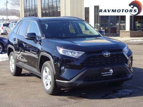 2019 Toyota RAV4 for sale at RAVMOTORS 2 in Crystal MN