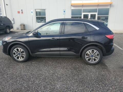 2020 Ford Escape for sale at King Motors featuring Chris Ridenour in Martinsburg WV