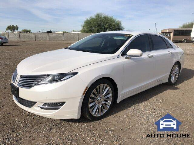 2014 Lincoln MKZ for sale at Auto House Phoenix in Peoria AZ