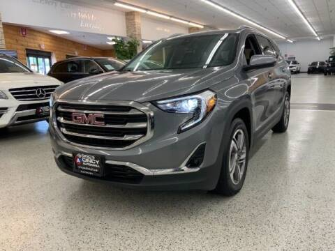 2019 GMC Terrain for sale at Dixie Imports in Fairfield OH