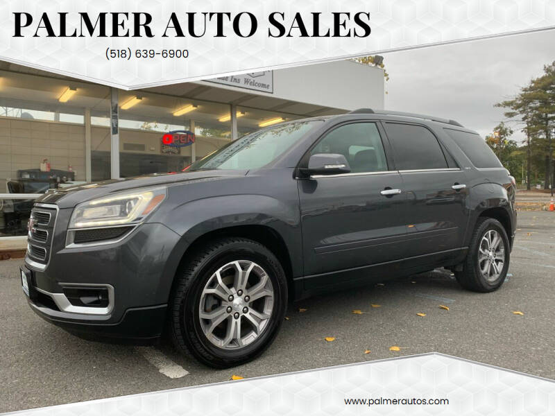 2013 GMC Acadia for sale at Palmer Auto Sales in Menands NY