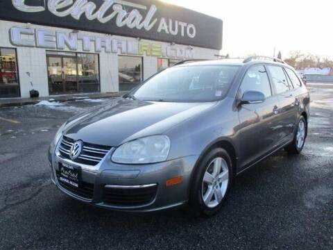 2009 Volkswagen Jetta for sale at Central Auto in South Salt Lake UT
