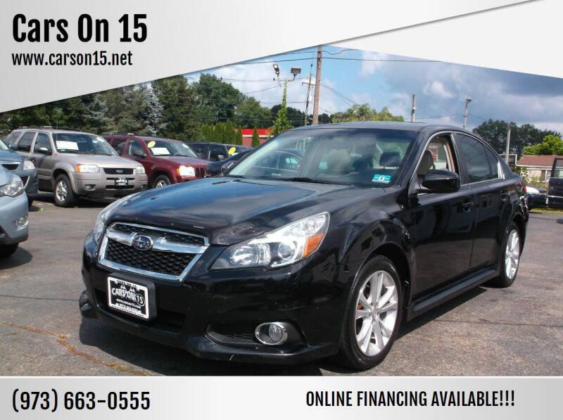 2013 Subaru Legacy for sale in Lake Hopatcong, NJ