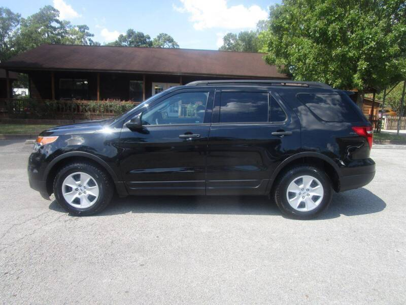 2013 Ford Explorer for sale at Victory Motor Company in Conroe TX