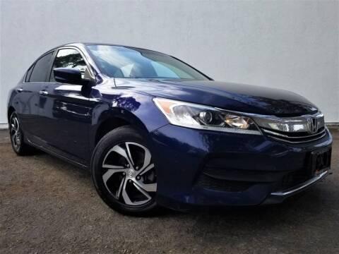 2017 Honda Accord for sale at Planet Cars in Berkeley CA
