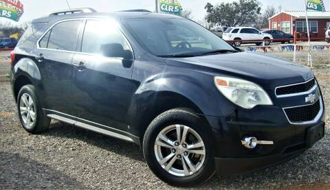 2010 Chevrolet Equinox for sale at Advantage Auto Sales in Wichita Falls TX