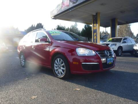 2009 Volkswagen Jetta for sale at Brooks Motor Company, Inc in Milwaukie OR