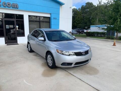 2012 Kia Forte for sale at ETS Autos Inc in Sanford FL