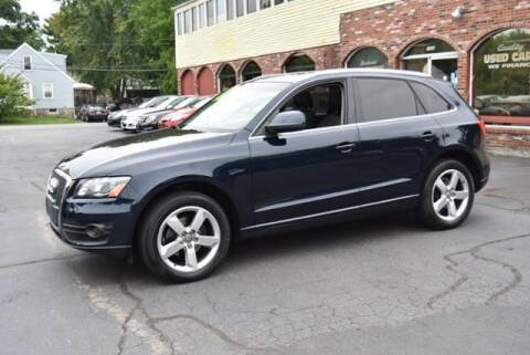 2011 Audi Q5 for sale at Absolute Auto Sales, Inc in Brockton MA