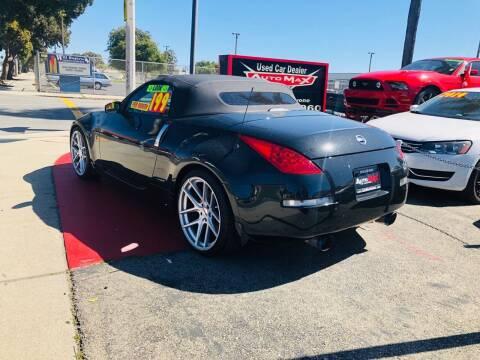 2008 Nissan 350Z for sale at Auto Max of Ventura in Ventura CA