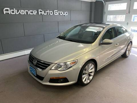 2009 Volkswagen CC for sale at Advance Auto Group, LLC in Chichester NH