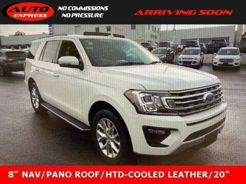 2020 Ford Expedition for sale at Auto Express in Lafayette IN