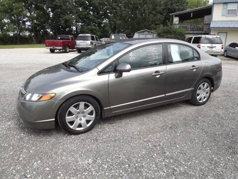 2006 Honda Civic for sale at Country Side Auto Sales in East Berlin PA