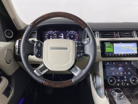 2019 Land Rover Range Rover for sale at CU Carfinders in Norcross GA