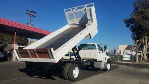 1999 Chevrolet C5500 for sale at Vehicle Center in Rosemead CA