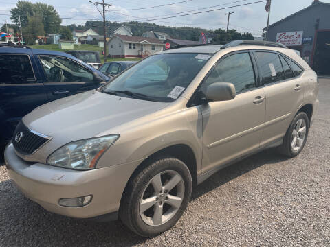2005 Lexus RX 330 for sale at Trocci's Auto Sales in West Pittsburg PA