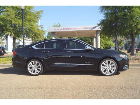 2017 Chevrolet Impala for sale at BLACKBURN MOTOR CO in Vicksburg MS