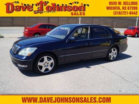 2006 Lexus LS 430 for sale at Dave Johnson Sales in Wichita KS
