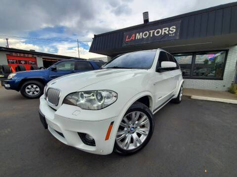 2013 BMW X5 for sale at LA Motors LLC in Denver CO