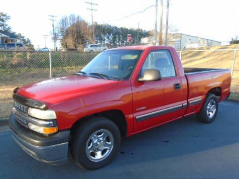 2002 Chevrolet Silverado 1500 for sale at Atlanta Auto Max in Norcross GA