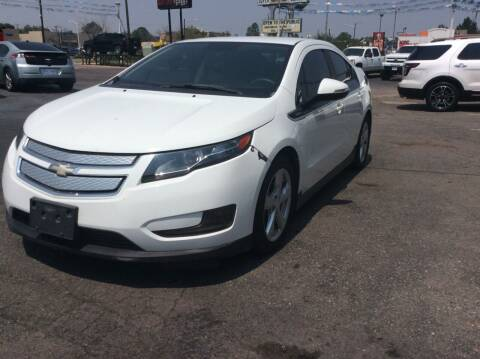 2013 Chevrolet Volt for sale at Five Stars Auto Sales in Denver CO