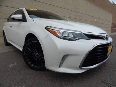 2016 Toyota Avalon for sale at Altitude Auto Sales in Denver CO