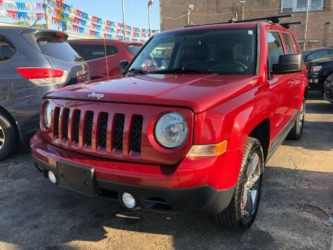 2015 Jeep Patriot for sale at Jeff Auto Sales INC in Chicago IL