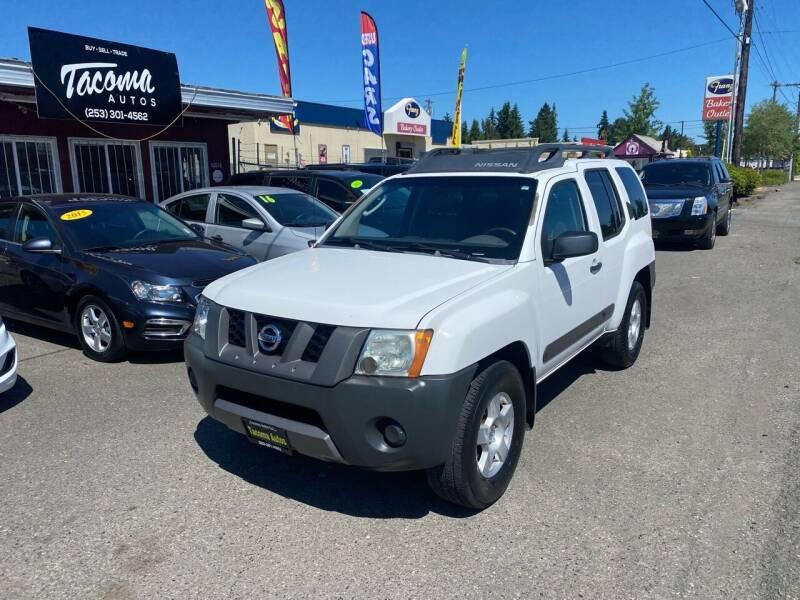2005 Nissan Xterra for sale at Tacoma Autos LLC in Tacoma WA