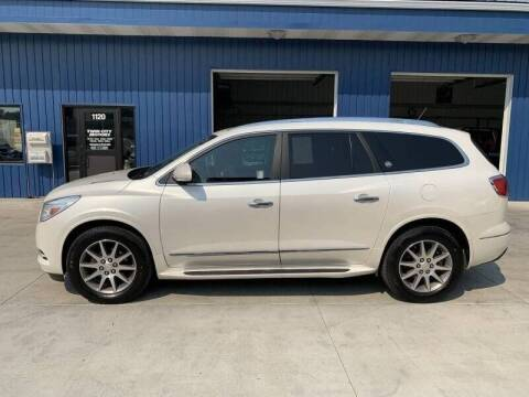 2013 Buick Enclave for sale at Twin City Motors in Grand Forks ND