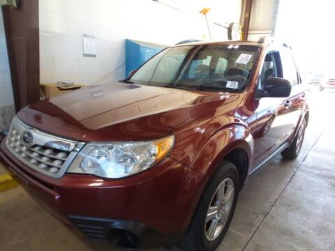 2011 Subaru Forester for sale at Valpo Motors Inc. in Valparaiso IN