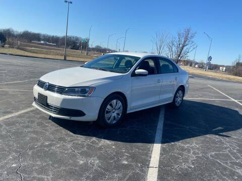 2012 Volkswagen Jetta for sale at Xtreme Auto Mart LLC in Kansas City MO