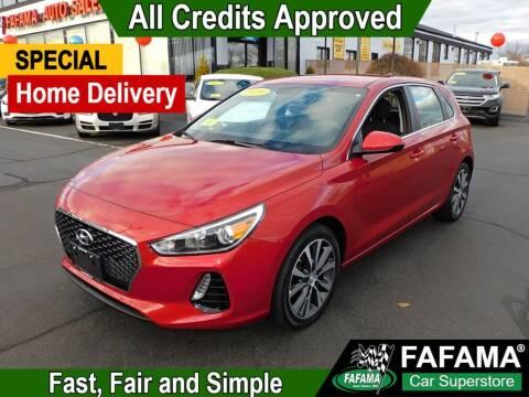 2019 Hyundai Elantra GT for sale at FAFAMA AUTO SALES Inc in Milford MA