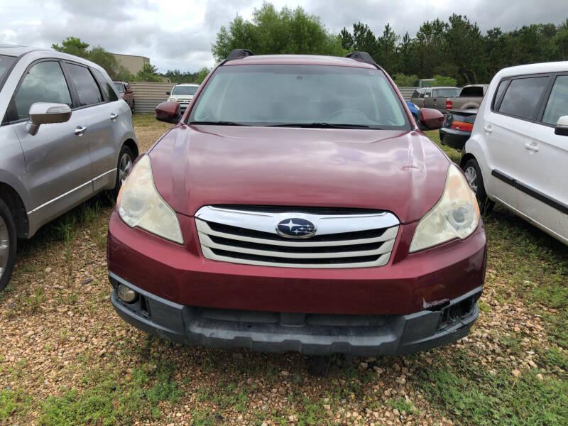 2012 Subaru Outback for sale at Stevens Auto Sales in Theodore AL
