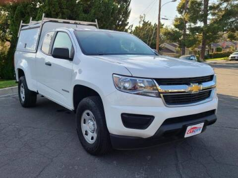 2018 Chevrolet Colorado for sale at CAR CITY SALES in La Crescenta CA
