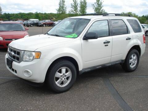 2010 Ford Escape for sale at North Star Auto Mall in Isanti MN