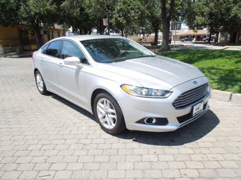2013 Ford Fusion for sale at Family Truck and Auto.com in Oakdale CA