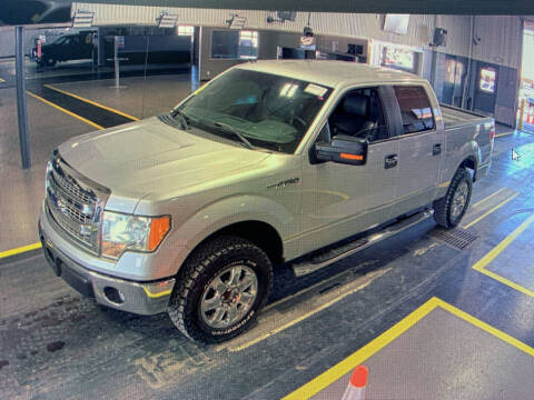 2013 Ford F-150 for sale at Gator Truck Center of Ocala in Ocala FL