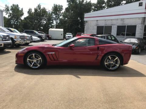2013 Chevrolet Corvette for sale at Northwood Auto Sales in Northport AL