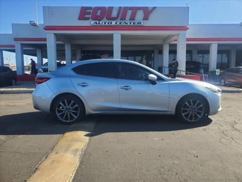 2018 Mazda MAZDA3 for sale at EQUITY AUTO CENTER in Phoenix AZ