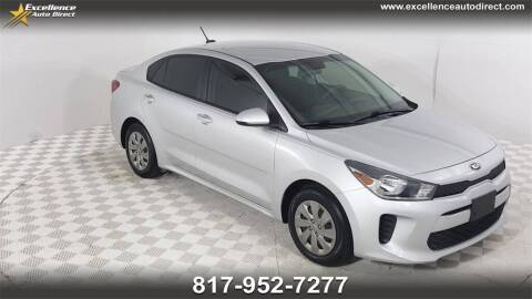 2019 Kia Rio for sale at Excellence Auto Direct in Euless TX
