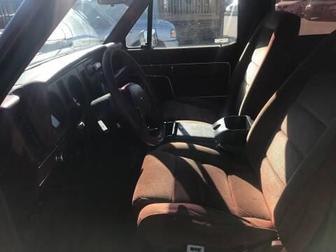 1988 Ford Bronco II