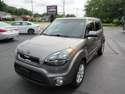 2013 Kia Soul for sale at Lake County Auto Sales in Painesville OH