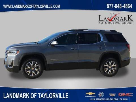 2021 GMC Acadia for sale at LANDMARK OF TAYLORVILLE in Taylorville IL