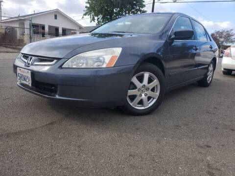 2005 Honda Accord for sale at GENERATION 1 MOTORSPORTS #1 in Los Angeles CA