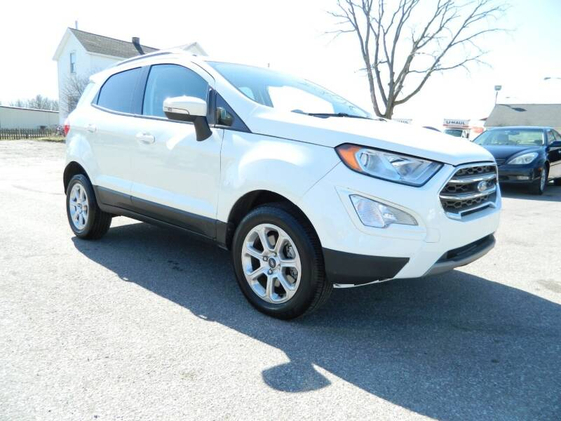 2020 Ford EcoSport for sale at Auto House Of Fort Wayne in Fort Wayne IN