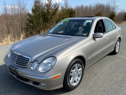 2004 Mercedes-Benz E-Class for sale at Used Cars of Fairfax LLC in Woodbridge VA