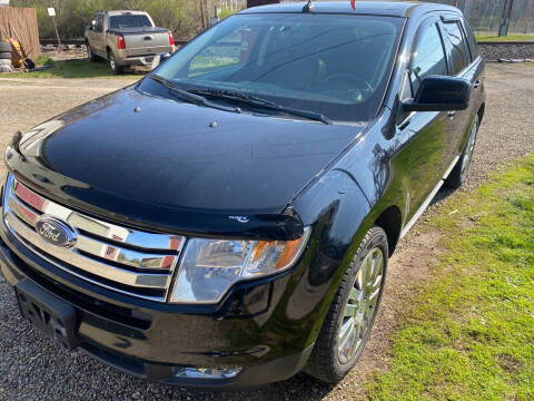 2008 Ford Edge for sale at Richard C Peck Auto Sales in Wellsville NY